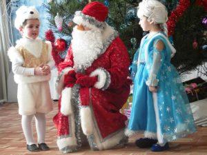 Новогодние праздники — прекрасная возможность подарить детям незабываемые впечатления и радостные моменты