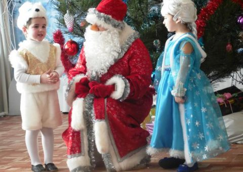 Новогодние праздники - прекрасная возможность подарить детям незабываемые впечатления и радостные моменты