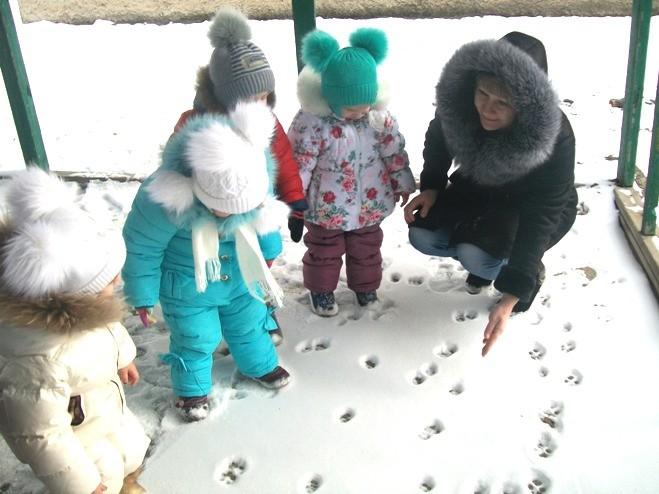 Маленькие исследователи в группе раннего возраста «Яблонька»