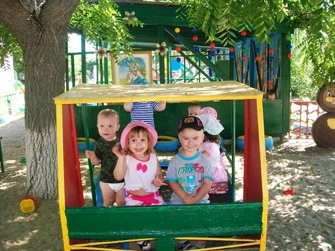 В детский сад — без слёз!