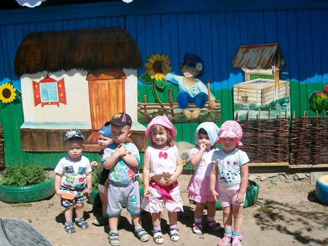 Казачье подворье в группе раннего возраста