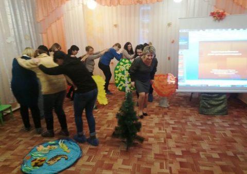 Родительское собрание в группе «Яблонька»