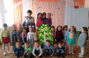 Открытое НОД «Люблю берёзку русскую»