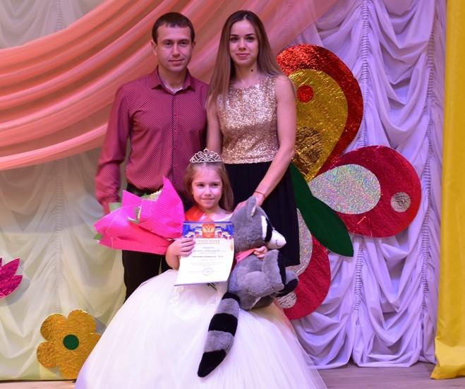 «Обливская Дюймовочка — 2018»