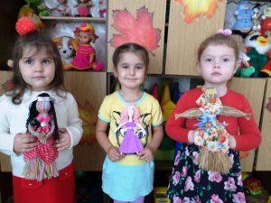 Районный конкурс  «Подари сестрёнке куклу»
