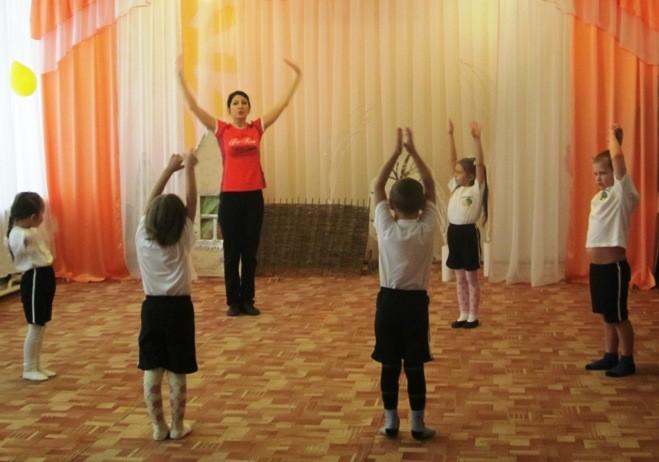 «День открытых дверей в детском саду»