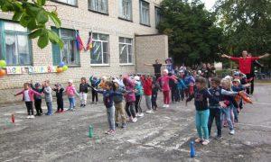 «День здоровья» в МБДОУ «Детский сад «Ивушка»