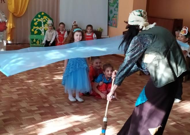 В гостях у сказки «Гуси- лебеди»