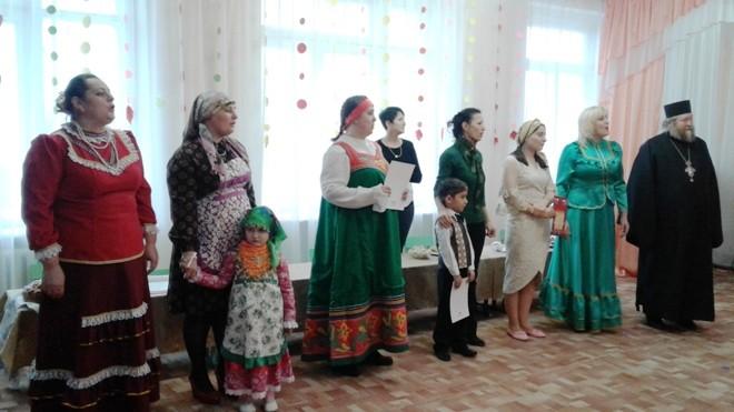 Фестиваль национальных культур «Словно радуги цвета мы едины навсегда»