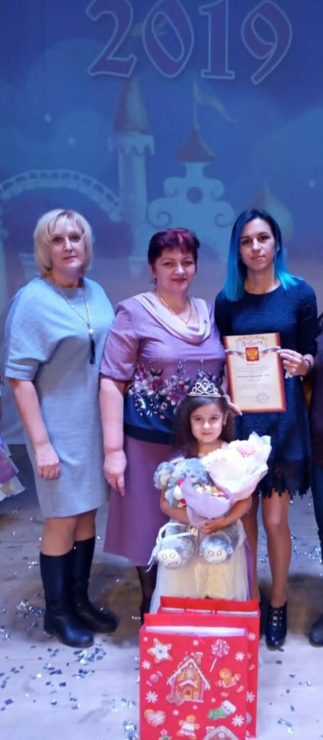 «Обливская  Дюймовочка-2019»