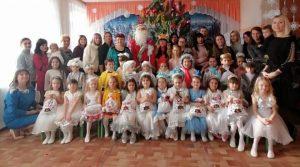 «Новогодние приключения Колобка»