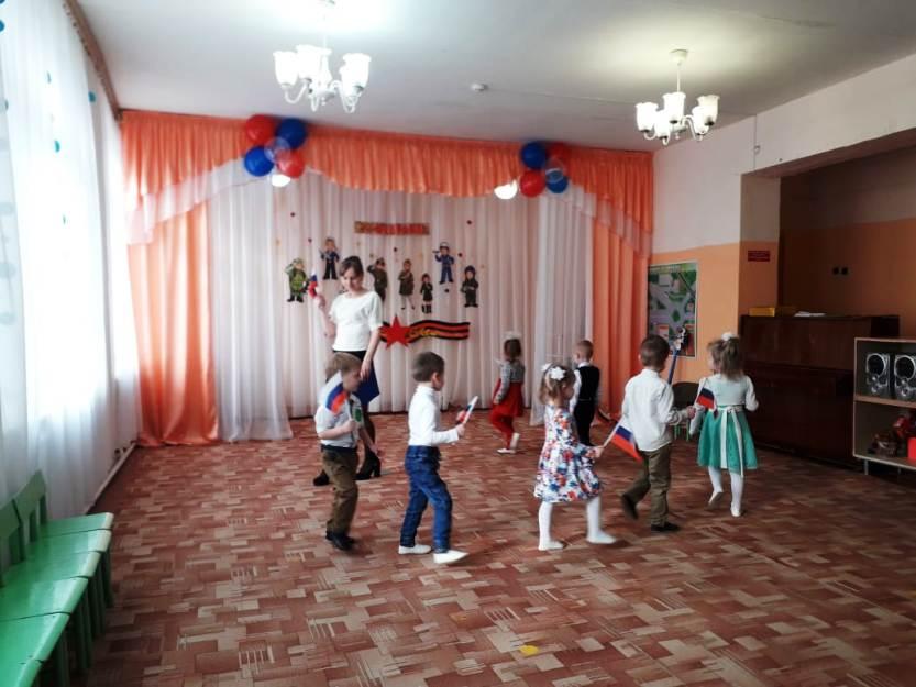 День Защитников Отечества во второй младшей группе