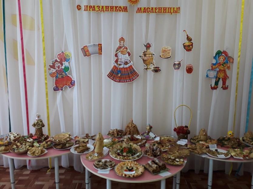 «Блинная фантазия» в МБДОУ «Детский сад «Ивушка»