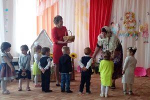 Весенняя сказка в группе раннего возраста