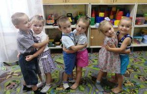 Праздник «День дружбы»  в группе «Ягодки-цветочки»