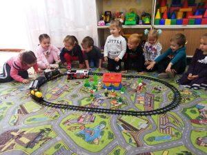 Беседа «Безопасная железная дорога»