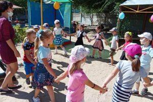 «День знаний» и «День памяти» в «Детском саду «Лучик»