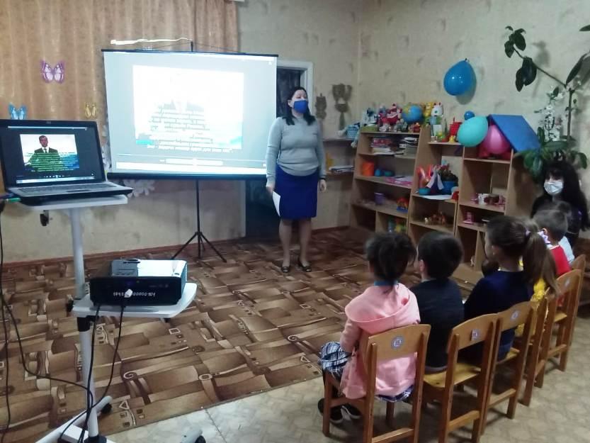 Единый урок о правах человека в Детском саду «Лучик» - филиале МБДОУ «Детский сад «Ивушка»
