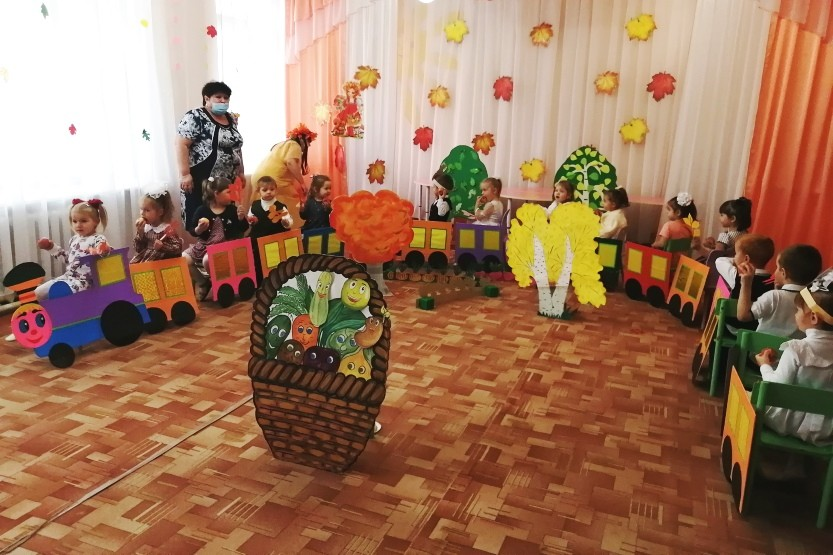 Праздник «Осень красавица»