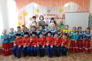 День матери-казачки в группе «Непоседы»