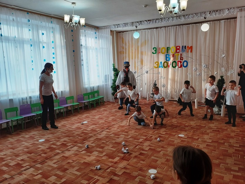 «За здоровьем в детский сад!»