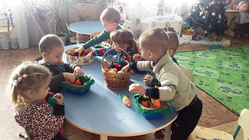 «Неделя здоровья» в группе раннего возраста