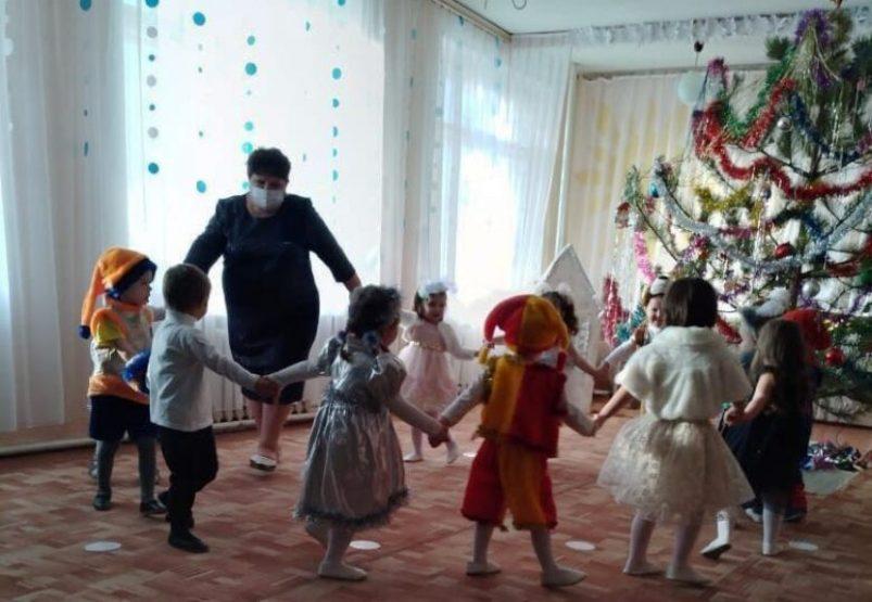 «Весёлый праздник – Новый год»