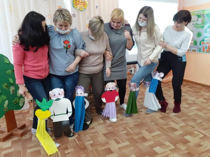 Сказкотерапия в работе с дошкольниками