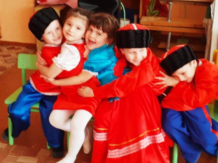 «Масленица» в детском саду»