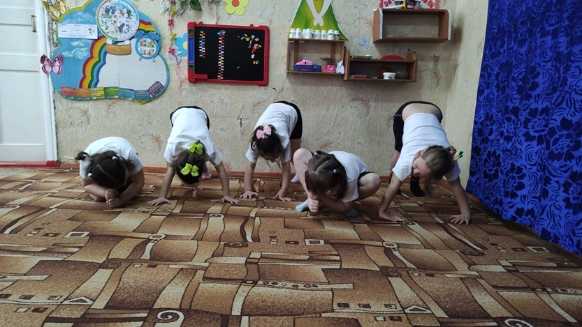 Всемирный день здоровья в «Детском саду «Лучик»