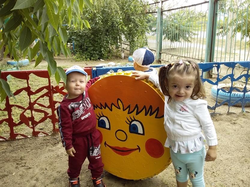 Адаптация детей к детскому саду в группе «Яблонька»