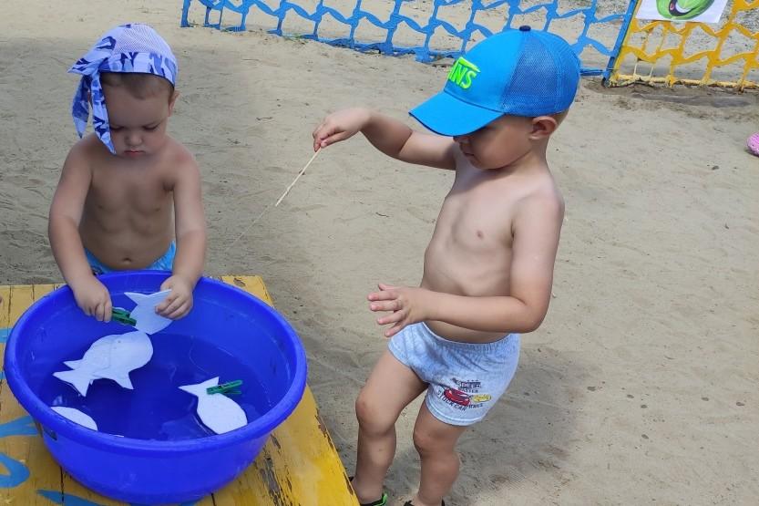 Спортивное  развлечение «Волшебница Вода»